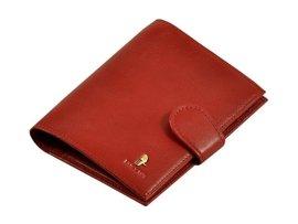 Etui na paszport/dokumenty PUCCINI P-1680429 czerwone