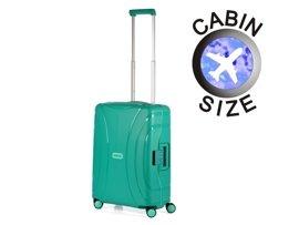 Mała walizka AMERICAN TOURISTER 06G*003 zielona