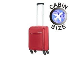 Mała walizka AMERICAN TOURISTER 78A*004 czerwona
