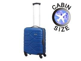 Mała walizka AMERICAN TOURISTER 87A*002 niebieska