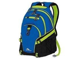 Plecak HIGH SIERRA X41*002 niebiesko-czarny
